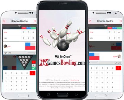 X game Bowling