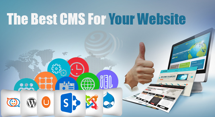 Guide To Choosing The Best CMS For Your Website